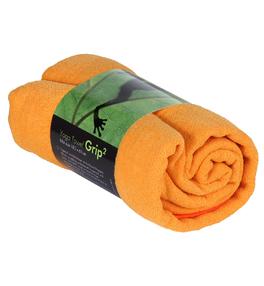 Jóga ručník GRIP² - oranžový