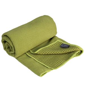Jóga ručník GRIP² - olivový