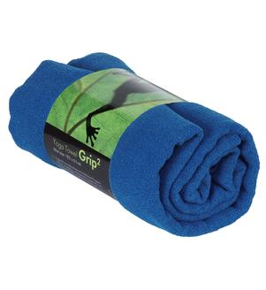 Jóga ručník GRIP² - modrý