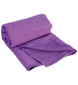 Jóga ručník GRIP² - fialový