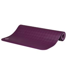 ECOPRO 4mm fialová - kaučuková podložka na jógu