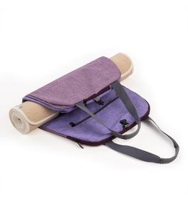 Jóga taška NAMASTÉ - fialová