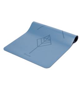 PHOENIX modrá - podložka na jógu