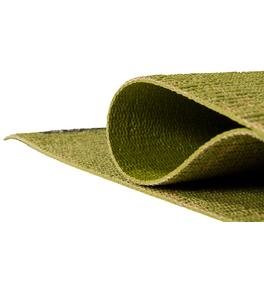 JUTE PRO - jutová podložka na jógu - olivová