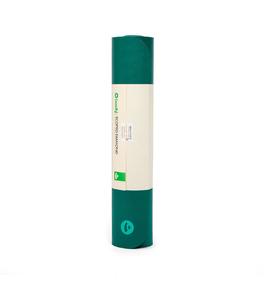 ECOPRO 4mm  tmavě zelená- kaučuková podložka na jógu