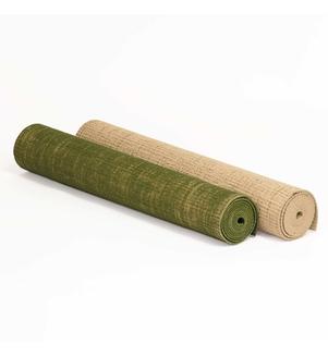 Jutové podložky na jógu - všechny barvy