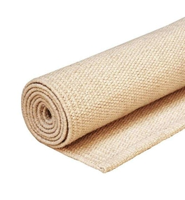 Bavlněný koberec na jógu NATUR