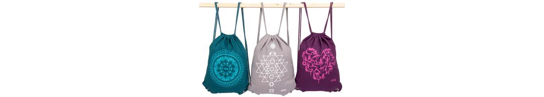 Tašky na jógu